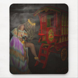 Gypsy Road Mouse Pad