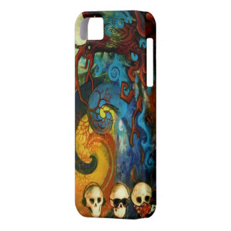 Gypsy Tree Waves iPhone 5 Case