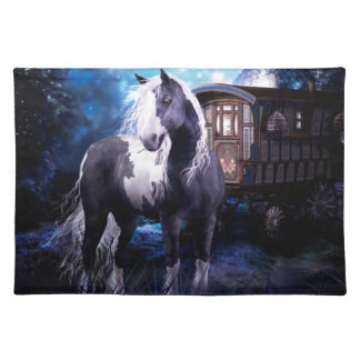 Gypsy Vanner Dreams Placemat