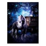 Gypsy Vanner Dreams Post Card