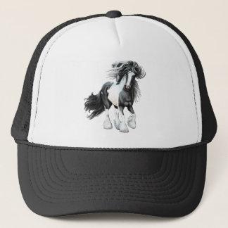 Gypsy Vanner...Prince Trucker Hat
