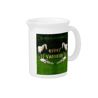 Gypsy Vanners Pitcher