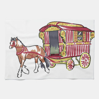 GYPSY WAGON TOWELS