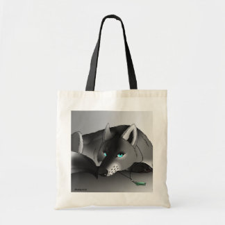Gypsy  Wolf Tote Bag