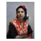 Gypsy Woman Postcard