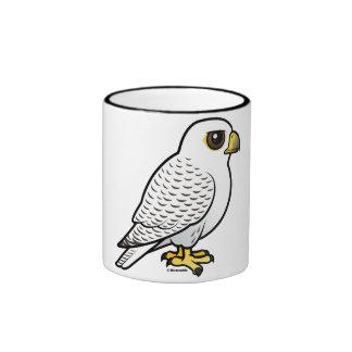 Gyrfalcon Ringer Mug