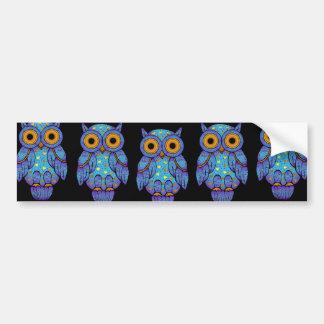 H00t Owl Bumper Sticker