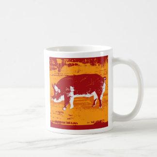 H1N1 Swine Flu Pig Coffee Mug