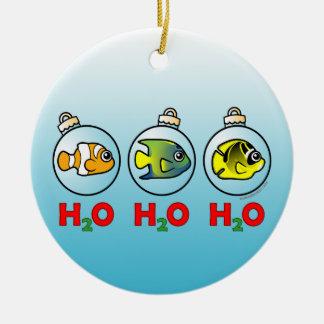 H2O! H2O! H2O! CHRISTMAS ORNAMENT