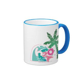 H2O Logo Ringer Mug