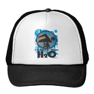 H2O_SWIMMER(泳) CAP