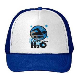 H2O_SWIMMER CAP
