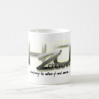 H2O Transforming A Culture Mug