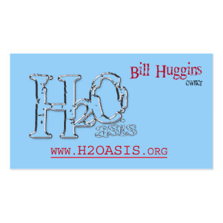 H2Oasis Business Card
