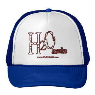 H2Oasis Logo Products Trucker Hat