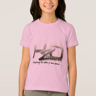 H2OChurch.tv Girls Ringer Tee
