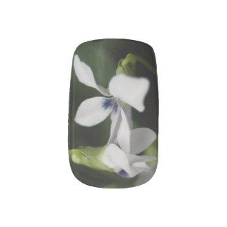 H.A.S. Arts nail design, Violet Minx Nail Art