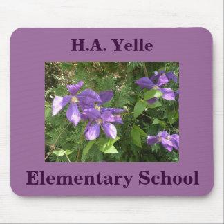 H A Yelle Elementary School Mousepad