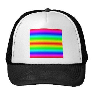 H Bi-Linear Gradient - Rainbow Hat