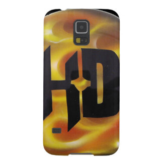 H-D TRUE FIRE CASES FOR GALAXY S5