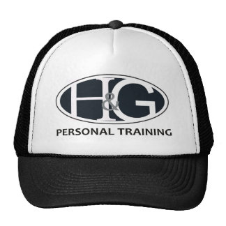 H&G Personal Training Trucker Hat Mesh Hats
