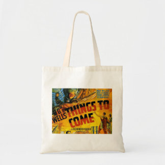 "H. G. Wells' ""Things To Come"" Bag"