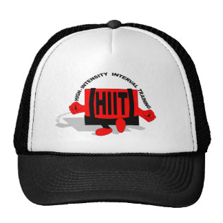 H I I T Skipping Mesh Hats