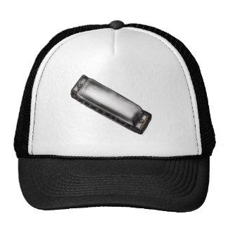 H is for Harmonica Trucker Hat