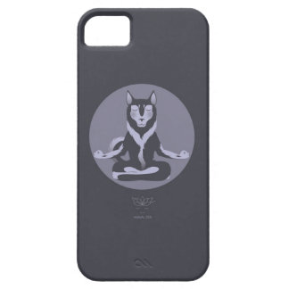H is for Husky iPhone 5 Cover