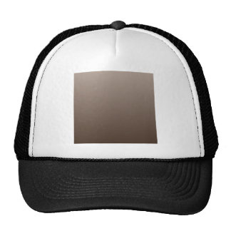 H Linear Gradient - Light Brown to Dark Brown Hats