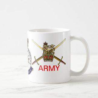 H.M. Armed Forces Veteran's Army Mug