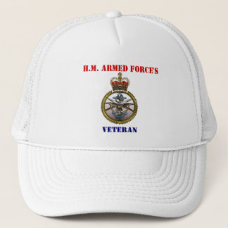 H.M.Armed Force's Veteran's Hat