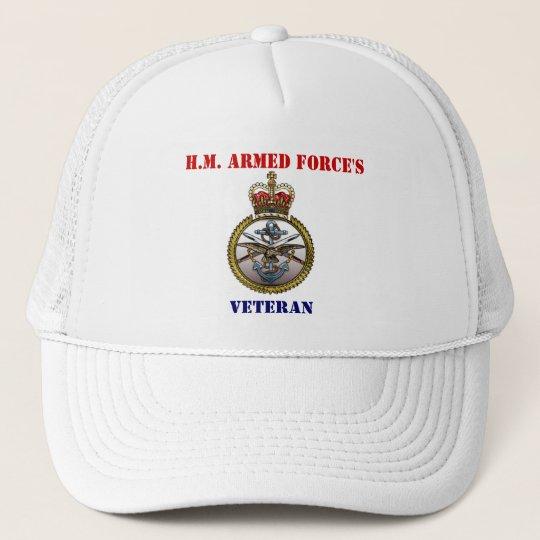 H.M.Armed Force's Veteran's Hat