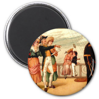 H.M.S. Pinafore Refrigerator Magnets
