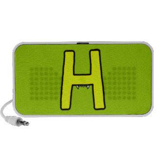 H Monster Travel Speaker
