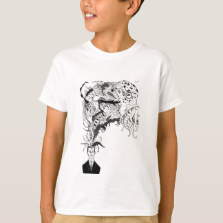 H.P. Lovecraft's monsters T-Shirt