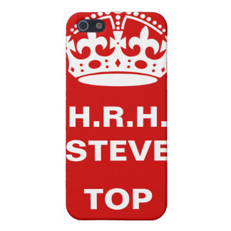 H R H You Top Guy Case For iPhone 5