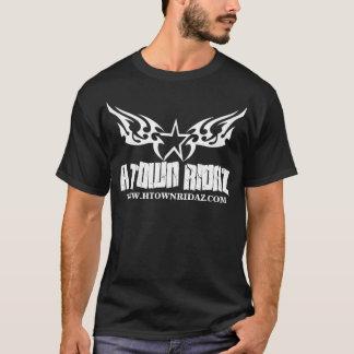 H TOWN RIDAZ CLOTHING - HTR DARK COLORS CUSTOM T-Shirt