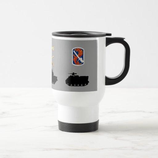 H Troop 17th Cavalry AFVs Mug