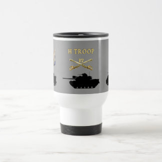 H Troop 17th Cavalry AFVs Mug