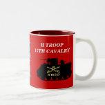 H Troop, 17th Cavalry M113 ACAV Track Mug