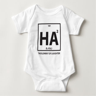 HA2 (haha) - the element of laughter T-shirt