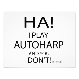 Ha Autoharp Announcement