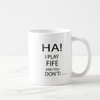 Ha Fife Mug