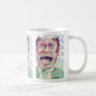 """""""Ha Ha Ha"""" Mugs"""