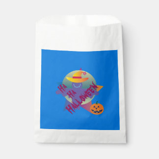 Ha Ha Halloween Favour Bags