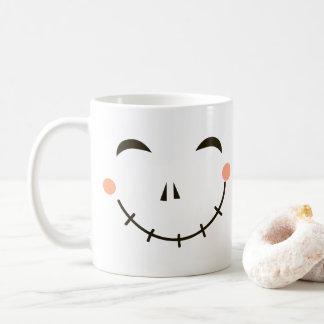Ha-Ha-Happy Halloween Smiley Mug