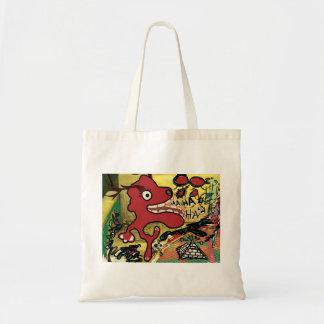 HA HA plain bag