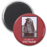 Ha Long Bay Vietnam 6 Cm Round Magnet