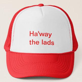 Ha'way the lads Hat